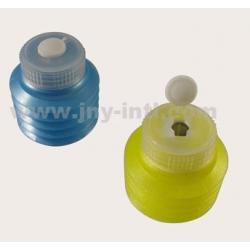 Paint Bottles Shape Pencil Sharpener