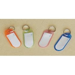 5.8*2.5cm color translucent  Key Chains