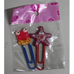 starfish Book Mark Clip