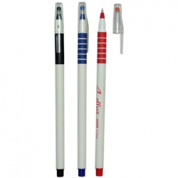 RUBBER STICK BALL POINT PEN