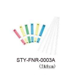 color plastic Paper Fastener