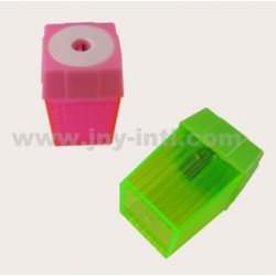 Plastic Square Pencil Sharpener