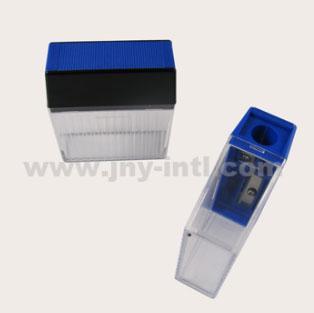 Plastic Cuboid Pencil Sharpener