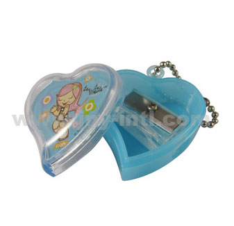 Heart ShapedPencil Sharpeners