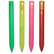 Colored STICK PLASTIC BALL PENS
