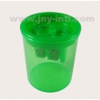 Plastic Cup Shape Pencil Sharpener